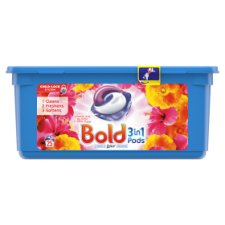 Bold 3In1 Pods Sparkling Bloom 25 Washes