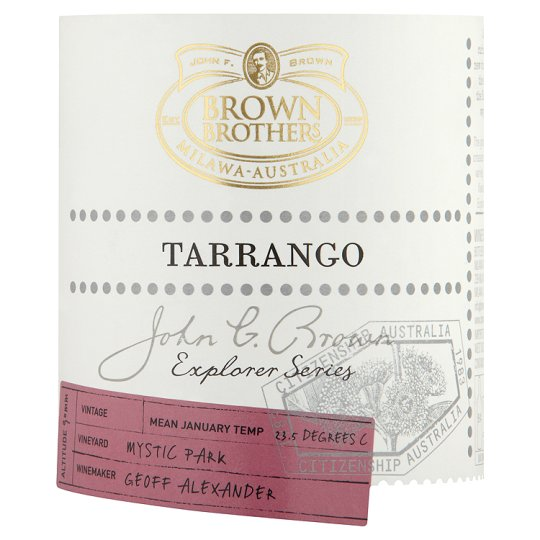 Brown Brothers Tarrango 75Cl