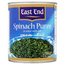 East End Spinach Puree 795G