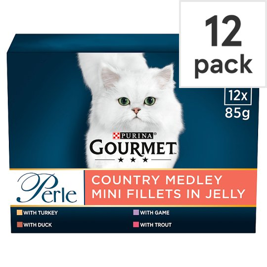 image 1 of Gourmet Perle Country Medleys In Jelly 12X85g