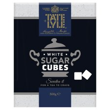 White Sugar Cubes 500G