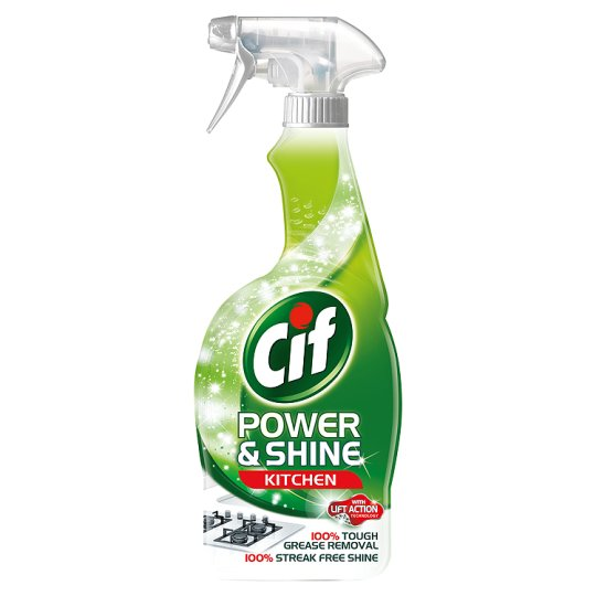 Cif Power And Shine Kitchen Spray 700Ml