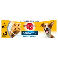 Pedigree Care And Treats Dentastix Deep Clean Sml120g