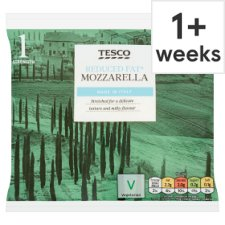 Tesco Reduced Fat Mozzarella 210G