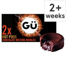 Gu Chocolate Melting Middles 2 X100g