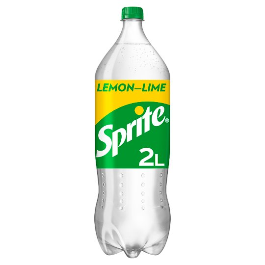 Sprite Regular 2 Litre Bottle