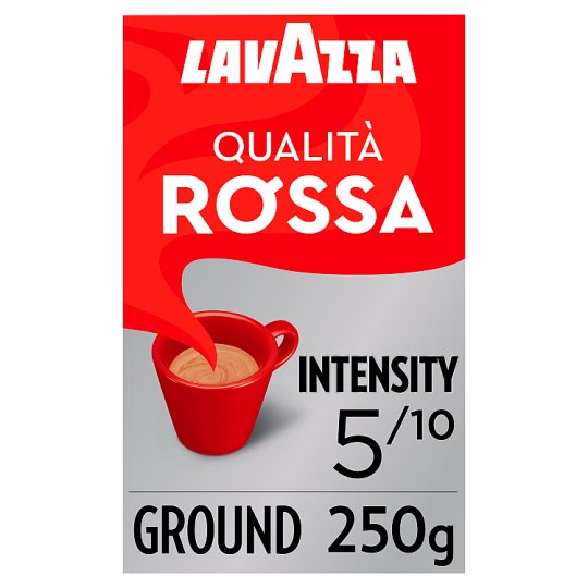 Lavazza Qualita Rossa Ground Coffee 250G