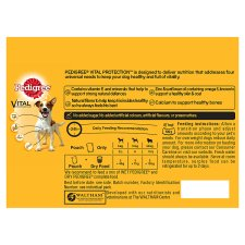 image 3 of Pedigree Loaf Dog Food Pouches 12 Pack