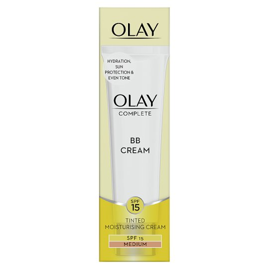 Olay Complete Care Moisturiser Bb Cream Medium 50Ml