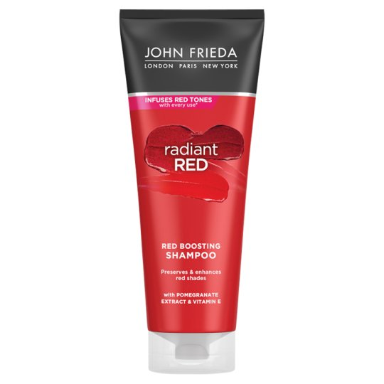 Jf Radiant Red Red-Boosting Shampoo 250Ml