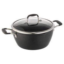 Go Cook Forged Aluminium Stock Pot 24Cm