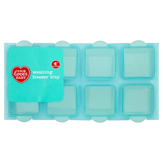 Tesco Loves Baby Weaning Freezer Tray