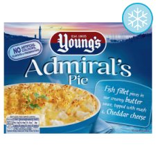 Youngs Admiral's Pie 340G