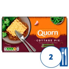 Quorn Meat Free Cottage Pie 500G