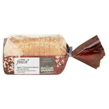 Tesco Finest Super Grained Farmhouse Loaf 400G