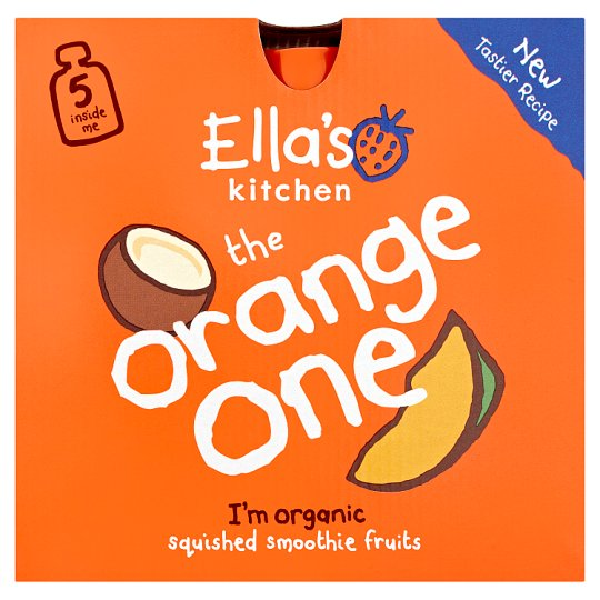 Ella's Kitchen The Orange One Multipack 450G