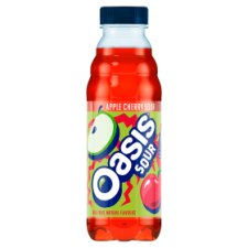 Oasis Cherry Apple Sour 500Ml