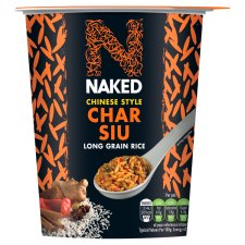Naked Rice Chinese Char Sui 78G