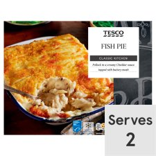 Tesco Fish Pie 800G ..
