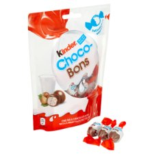 Kinder Choco-Bons Chocolate Bag 104G