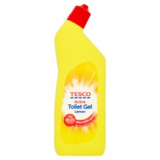 Tesco Active Gel Citrus 750Ml