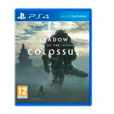 Shadow Of The Colosssus Ps4 Game