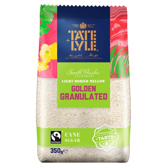 Tate And Lyle Fair Trade Golden Granulated 350G