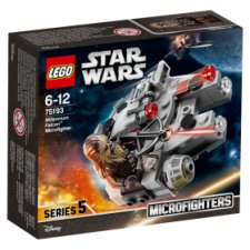 Lego Millennium Falcon Fighter 75193