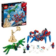 Lego Spiderman Spider Vehicle 76114