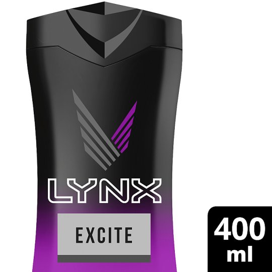 Lynx Excite Shower Gel 400Ml