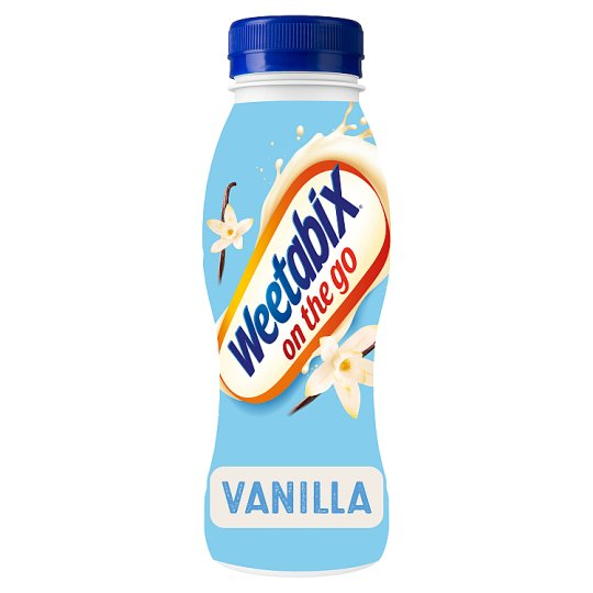 Weetabix On The Go Vanilla Drink 250Ml