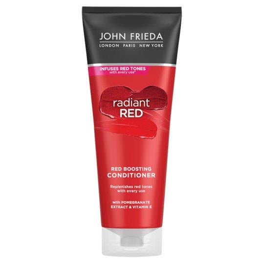 John Frieda Radiant Red-Boosting Conditioner 250Ml