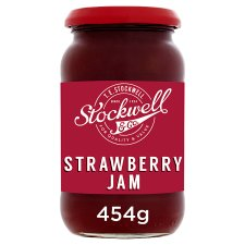 Stockwell And Co Strawberry Jam 454G