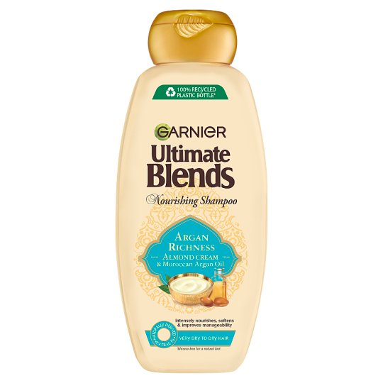 image 1 of Ultimate Blends Argan Oil& Almond Cream Dry Hair Shmpo 360Ml