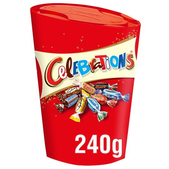 Celebrations Chocolate 240G