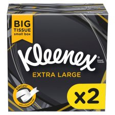 Kleenex For Men Compact Tissue Twin Pack 44S