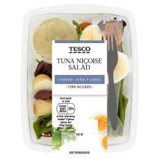 Tesco Tuna Nicoise Salad 240G