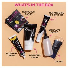 image 3 of Garnier Olia 6.3 Golden Light Brown Permanent Hair Dye