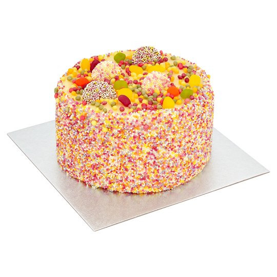Tesco Hidden Sweetie Cake - Groceries - Tesco Groceries