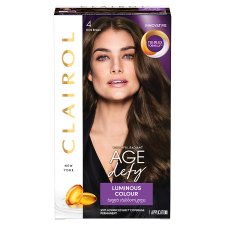 Clairol Nice 'N Easy Age Defying Dark Brown 4