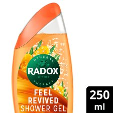 Radox Feel Revived Shower Gel 250Ml