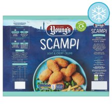 Youngs Scampi 220G