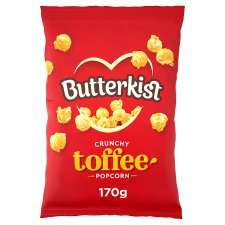 image 1 of Butterkist Toffee Popcorn 170G