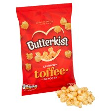 image 2 of Butterkist Toffee Popcorn 170G