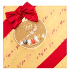 Lindt Lindor Gift Wrapped Box Assorted 287G