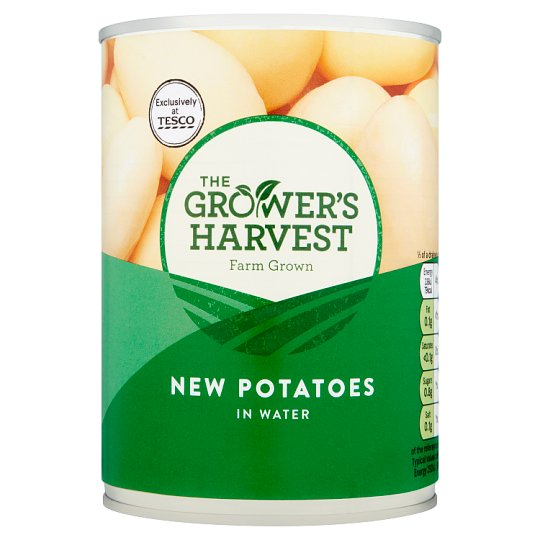 Growers Harvest New Potatoes In Water 567G