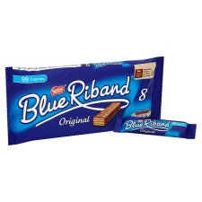 image 2 of Blue Riband Biscuit 8 Pack 154.4G