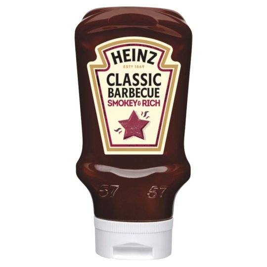 Heinz Classic Barbecue Sauce 480G