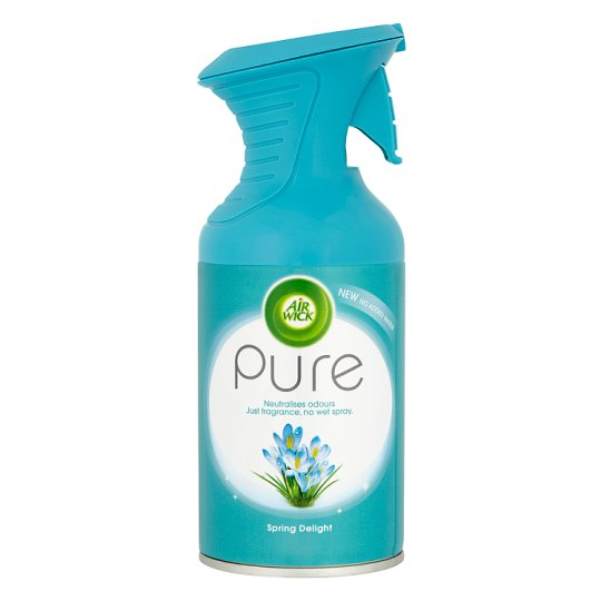 Airwick Air Freshener Pure Spring Aerosol 250 Ml