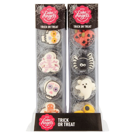 Tesco Halloween Cake Decoration : Cake Angels Halloween Decorations 9S - Groceries - Tesco ...